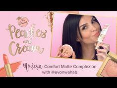 Peaches & Cream Matte Makeup Collection - Too Faced
