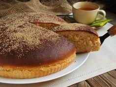 Torta brioche - ricetta golosa