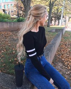 25 Modern Simple Fresh Outfits Ideas For Summer - Womens Fashion - Fashionable Mode Outfits, Fall Outfits, Casual Outfits, Fashion Outfits, Womens Fashion, Fashion Trends, Hipster Teen Outfits, School Outfits, Modest Summer Outfits