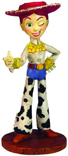 ($33.58) Dark Horse Deluxe Toy Story: Woody's Roundup Statue