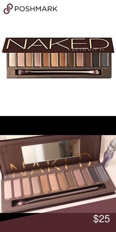 NEW URBAN DECAY NAKED 1 eyeshadow palette Beautiful eye shadow palette never used! Feel free to make offers. COMING IN NOVEMBER! COMMENT IF YOU WANT PLUS YOUR HIGHEST! Check out the rest of my closet for more!!!!!! Sephora Makeup Eyeshadow