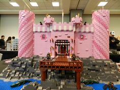 Commentary, news, and opinion on all things LEGO, courtesy a life-long LEGO enthusiast and adult collector and wannabe brick photographer. Pink Castle, Lego Blocks, Lego Castle, Glitter Force, Lego Disney, Lego Friends, In The Tree, Amazing Adventures, Lego Creations