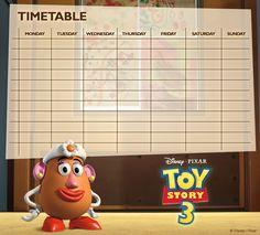 Walt Disney, Disney Pixar, Toy Story 3, Anime Reviews, Family Guy, Toys, Prints, Journaling, Movies