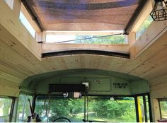 "435 Likes, 16 Comments - Buslifeadventure@gmail.com (@buslifeadventure) on Instagram: ""Mind officially blown with this raised roof / skylight by @_danjosbanjo #busconversion #buslife…"""
