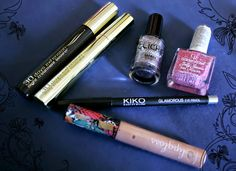 My Sugar Nails: GIVEAWAY de Verão   Kiko, H&M, Cliché & Golden Ros...