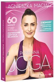 Agnieszka Maciąg: Poranna joga - Maciąg Agnieszka