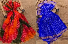 Bandhej Saree Collection