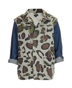 For the troops: 20 of the coolest camo print and military jackets. #winterfashion www.ddgdaily.com