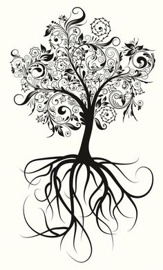 On this post you can see Heart Tree Tattoo Design - Tattoos Ideas in an interesting style. Look at the photos and sketches of the Heart Tree Tattoo Design. Love Tattoos, Beautiful Tattoos, Body Art Tattoos, New Tattoos, Tatoos, Awesome Tattoos, Tattoo Life, I Tattoo, Tree Of Life Tattoos