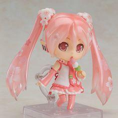 Miku-Hatsune-Sakura-in-Bloom-Nendoroid-500-Good-Smile-Company-RARE