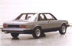 OG   1978 Audi 100 C2   US Specs version