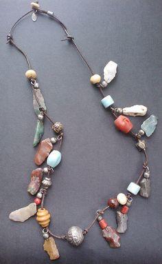 Bohemian necklace #bohemian