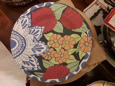 I miei piatti per la cena di natale e le mie ceramiche