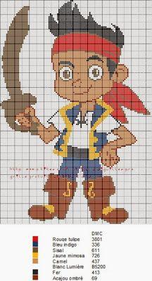 enfant - child - garçon - point de croix - cross stitch - Blog : http://broderiemimie44.canalblog.com/