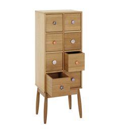 Fleur Cabinet from Habitat Furniture Upholstery, Furniture Decor, Storage Shelves, Locker Storage, Uk Homes, Wood Cabinets, Cupboards, Furniture Inspiration, Habitats