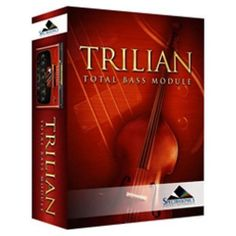 Trilianå¨ is the total solution for Bass from Spectrasonics.With it's comprehensive design, Trilian brings many different types of Bass together into one Microsoft Office, Microsoft Windows, Virtual Studio, Music Software, Studio Equipment, Studio Gear, Mac Pc, User Interface, Bass