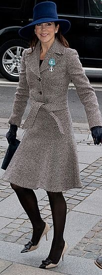 2012 HRH Crown Princess Mary.of Denmark