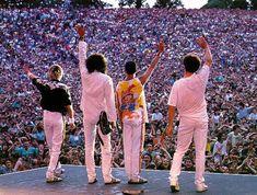 Queen @Wembley Stadium