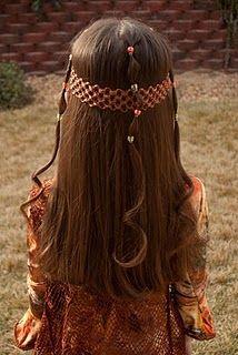 Hippie Hair @ Princess Piggies @ Princess Piggies