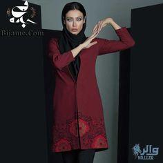 مانتو پاییزه والر ۹۴ – سری سوم   - در بی جامه ببینید :www.bijame.com #مانتو   #لباس   #زنان   #پوشاک   #مدروز   #مد   #فشن   #بیجامه   #مدل_لباس
