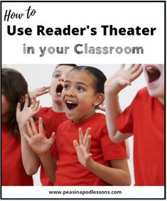 Practicing reader's theater scripts is a fun way to build reading fluency, comprehension, and engagement! Here's how I use reader's theater in my classroom. Teaching 5th Grade, 3rd Grade Classroom, Teaching Kindergarten, Classroom Ideas, World History Teaching, World History Lessons, Reading Fluency, Reading Strategies, Reading Groups