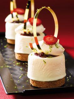 """Cheese cake...champion du monde !  """"Le gâteau de mes rêves Christophe Michalak"""" M6 Editions"""