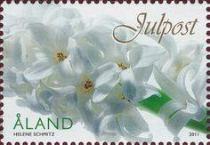 Åland, Julpost 2011, Stamp