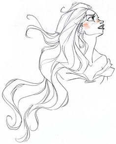 Rapunzel By David Gilson