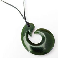 Charm Jewelry, Jewelry Rings, New Zealand Jewellery, Ceramic Jewelry, Jade Pendant, Fish Hook, Stone Pendants, Sterling Silver Pendants, Bangle Bracelets