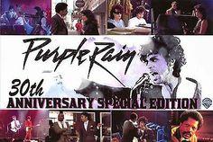 purple rain 30th anniversary   Purple Rain Soundtrack 30th Anniversary S E. [2 CD] Prince, The Time ...