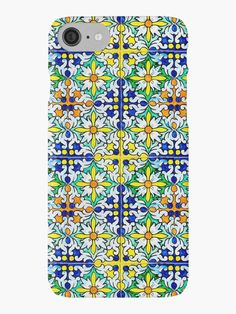 Shades of Spring iPhone Cases & Skins #Redbubble #flowers #floral #decor #spring
