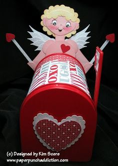 Cupid, how cute is this!