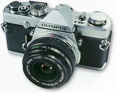Original Olympus OM-1 camera body