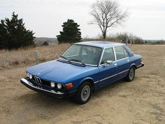1977 BMW 530i   Steph's car was a copper  penny color. Had lots of fun in that car!!