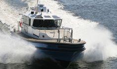 Pilot Boats - Camarc Design   UK