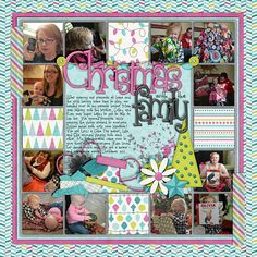 Simple Scrapbook Storytelling By SuzyQ Scraps