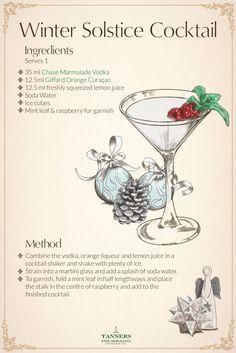 Image result for christmas cocktails pinterest