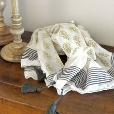 The Hathi scarf is perfect for the style conscious woman. Made from printed cheesecloth fabric for enhanced comfort, the scarf features bold stripes and black tassels on both edges. Cheesecloth, Natural Lifestyle, Bold Stripes, Golden Yellow, Color Splash, Perfect Fit, Tassels, Blanket, Woman