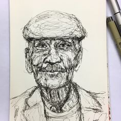 New sketch to my sketchbook