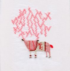 Pink stitch