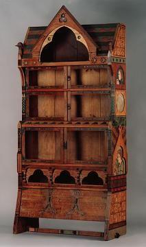 Eastlake bookcase