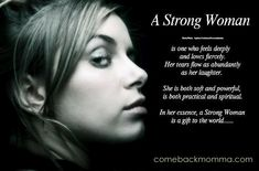 Strong Woman RULE!
