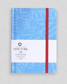 New York notebook by Michael A. Hill | Lagom Design