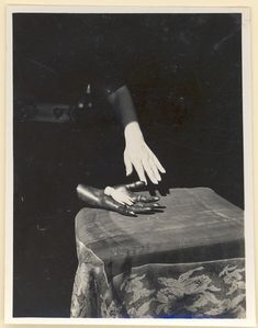 Claude Cahun, Hands and Table, 1936 Saint Helier, Cindy Sherman, Marcel Schwob, Anita Berber, Photomontage, Matt Hardy, Street Photography, Art Photography, Conceptual Photography