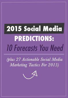 Social Media Predictions 2015: http://heidicohen.com/2015-social-media-predictions/#utm_source=feed&utm_medium=feed&utm_campaign=feed&utm_reader=feedly