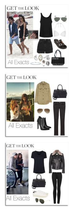 """""""Eleanor Calder 2015"""" by manakda ❤ liked on Polyvore featuring Topshop, Ray-Ban, Isabel Marant, Urban Outfitters, ASOS, Rolex, Tiffany & Co., Alexander McQueen, Fendi and Pandora"""
