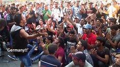"""La crisis europea de la migración: """"No nos dan como en Alemania"""""""