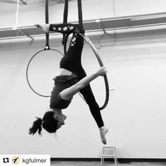 "866 Likes, 11 Comments - Aerial Hoop Tricks (@aerialhooptricks) on Instagram: ""Love this trick we saw a while back from @kgfulmer !! #aerialhooptricks"""