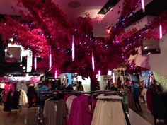 Cherry blossom in Topshop