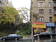 Pinehurst Mini Market, North Side of 181st Street at Pinehurst Avenue, Washington Heights, Manhattan